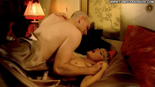 Bojana Novakovic Satisfaction Beautiful Celebrity Posing Hot Breasts