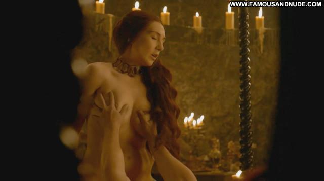 Carice Van Houten Game Of Thrones Big Tits Breasts Celebrity Sex