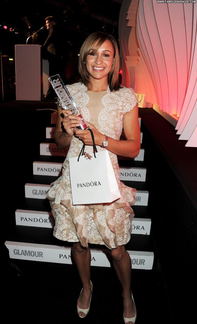 Jessica Ennis Glamour Women Awards Glamour Celebrity Cute Posing Hot