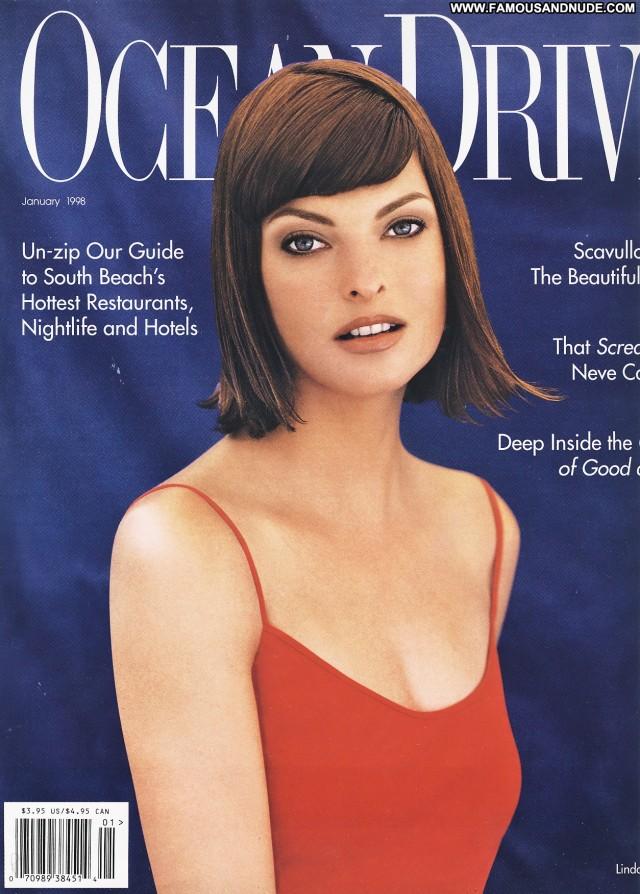 Linda Evangelista The Girl Sexy Nice Stunning Sultry Celebrity