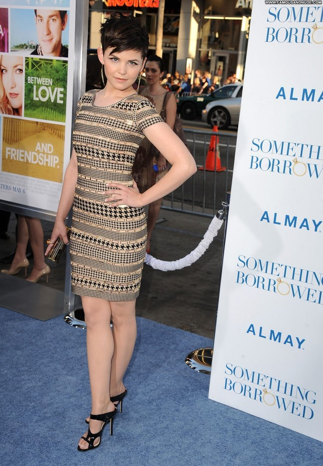 Ginnifer Goodwin Full Frontal Hot Cute Stunning Sultry Sensual Sexy