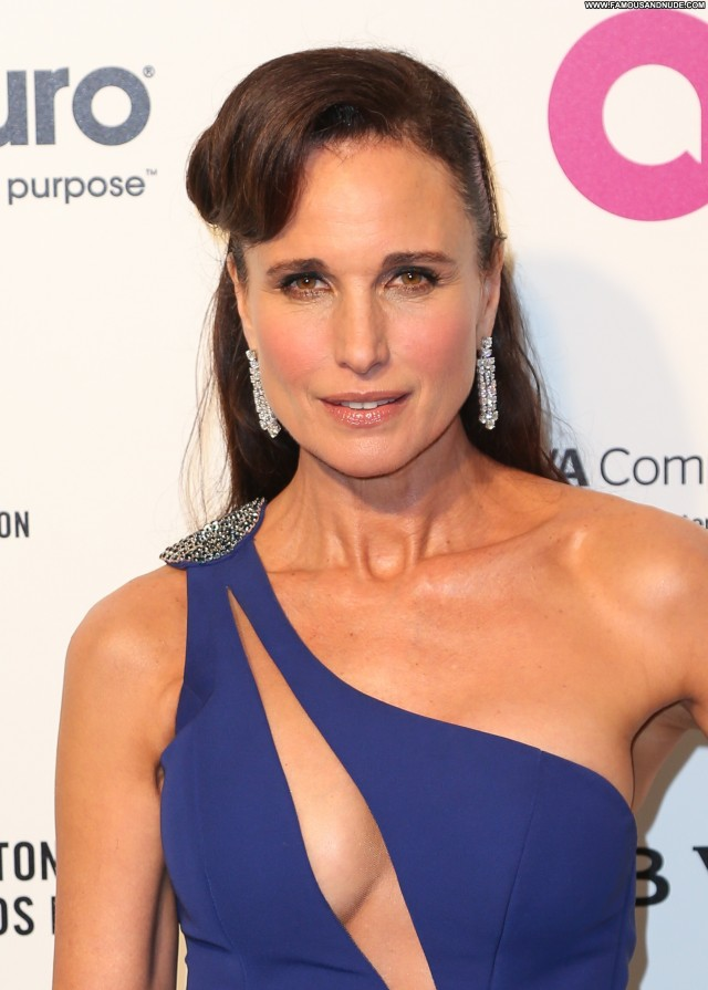 Andie Macdowell West Hollywood Stunning Pretty Celebrity West