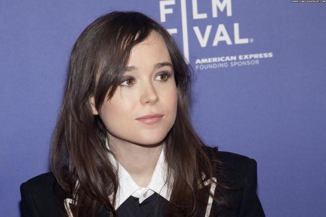 Ellen Page Tribeca Film Festival  New York Gorgeous Pretty Sexy