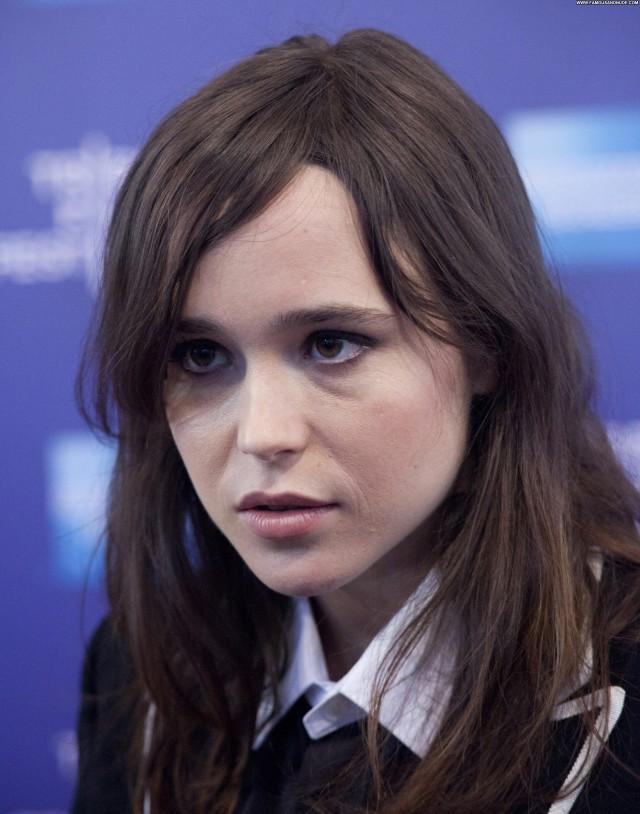 Ellen Page Tribeca Film Festival Cute Sexy Pretty Stunning New York