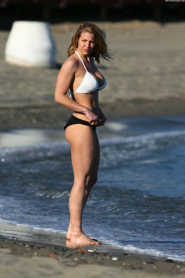 Gemma Atkinson Cocktail Sexy Posing Hot Bikini Stunning Celebrity Cute