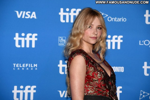 Haley Bennett Toronto International Film Festival Stunning Celebrity