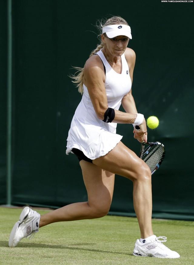 Mirjana Lucic Wimbledon Celebrity Sultry Posing Hot Cute Beautiful