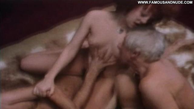Vronique Monod Sensations I Posing Hot Brunette Celebrity Medium Tits