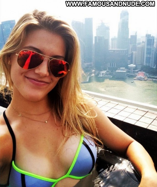 Eugenie Bouchard Miscellaneous Sexy Celebrity Small Tits