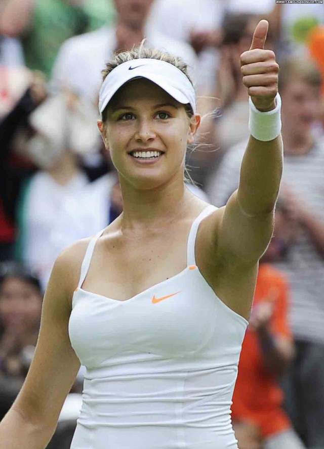 Eugenie Bouchard Miscellaneous Athletic Stunning International