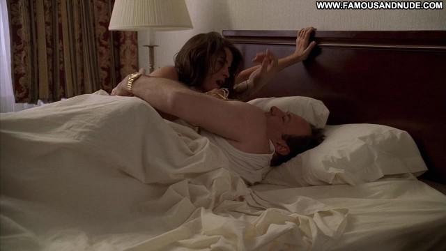 Annabella Sciorra The Sopranos Brunette Cute Medium Tits Sexy