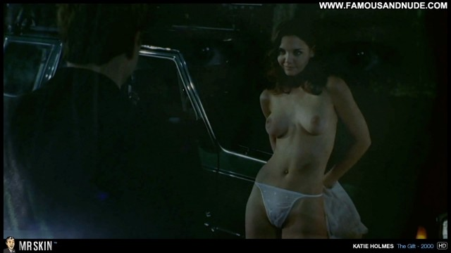 Katie Holmes The Gift Medium Tits Gorgeous Sensual Sexy Brunette