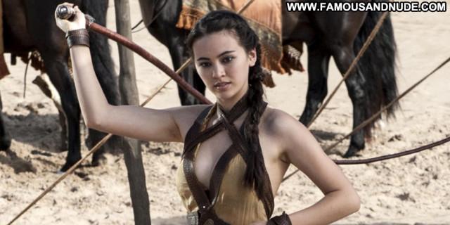 Jessica Henwick Game Of Thrones Sexy Pretty Sensual Asian Celebrity