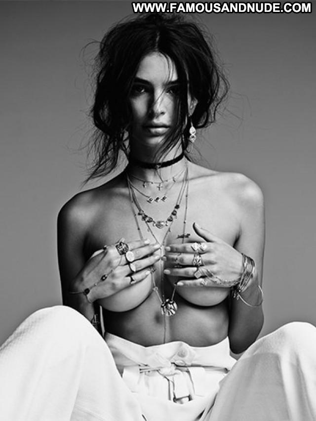 Emily Ratajkowski Topless Photoshoot  Babe Photoshoot Beautiful