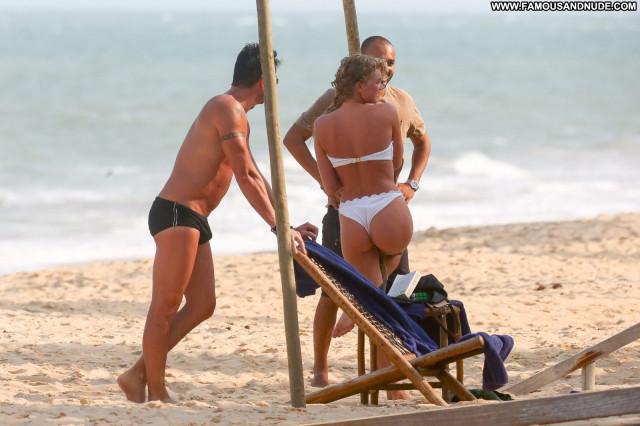 Elsa Hosk No Source Posing Hot Candids Beautiful Sexy Bikini Babe