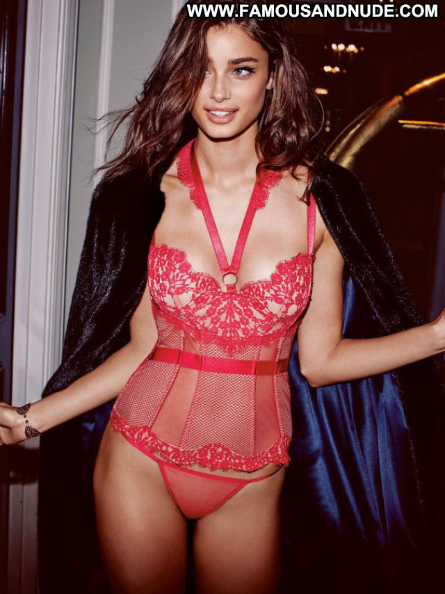 Taylor Marie Hill No Source Lingerie Beautiful Celebrity Posing Hot
