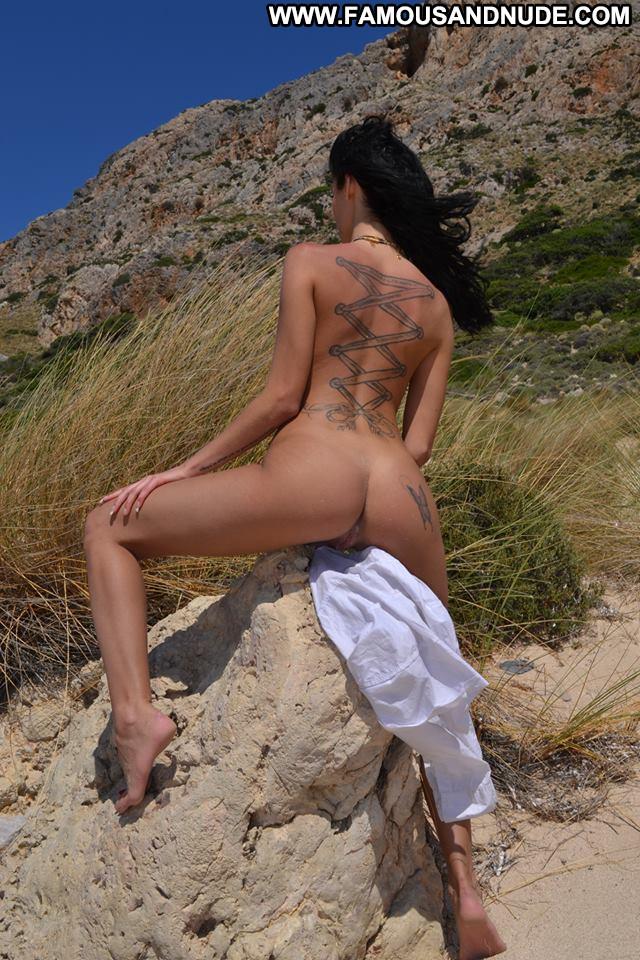 Maria Aleksandrou No Source Greek Beautiful Pornstar Babe Posing Hot