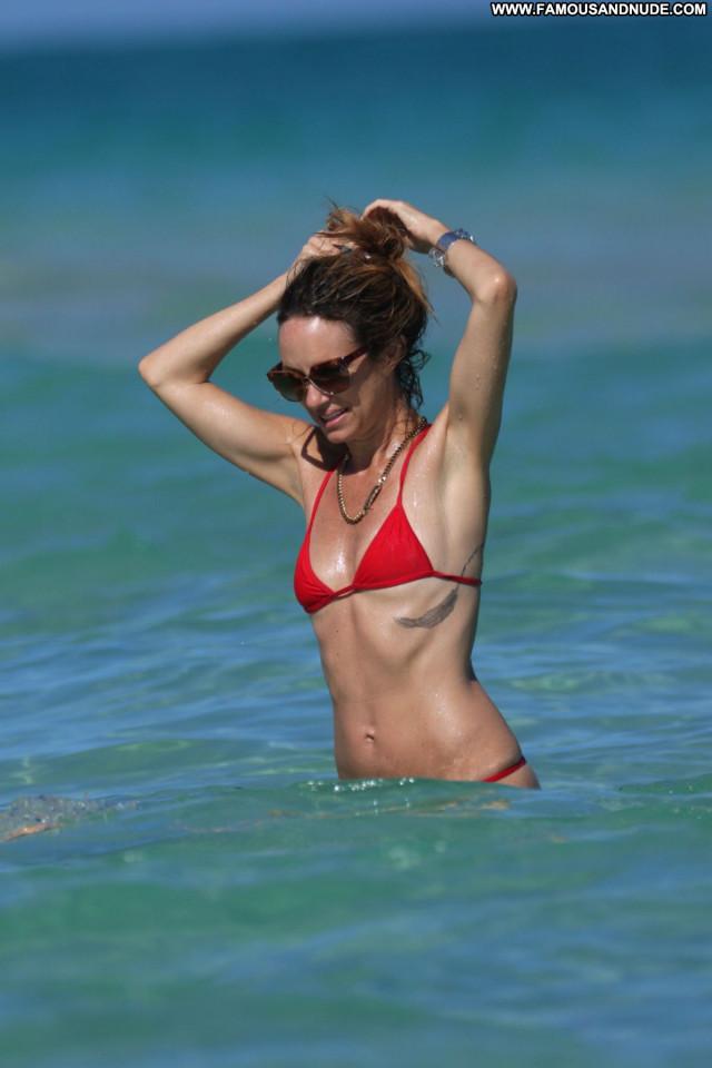 Catt Sadler The Beach Celebrity Bikini Babe Beach Beautiful Posing Hot