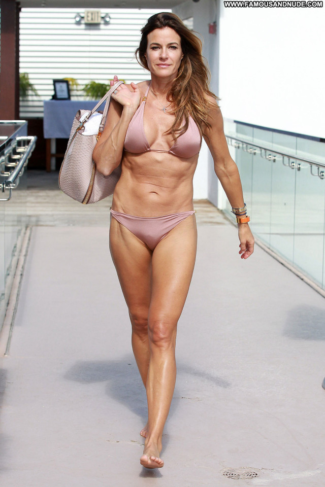 Kelly Bensimon No Source Babe Celebrity Bikini Beautiful Photoshoot