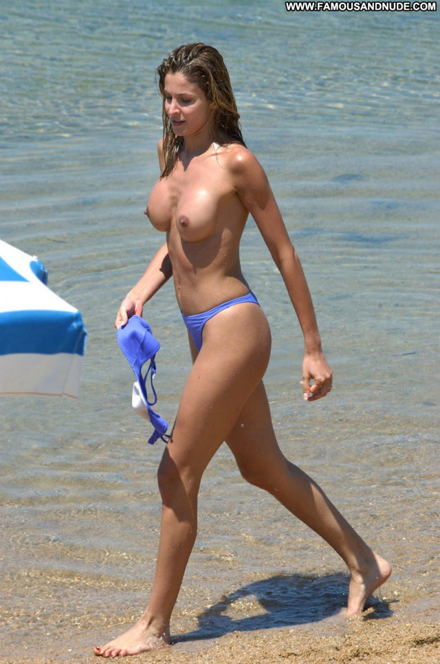 Adriana Volpe No Source  Topless Babe Beautiful Celebrity Posing Hot