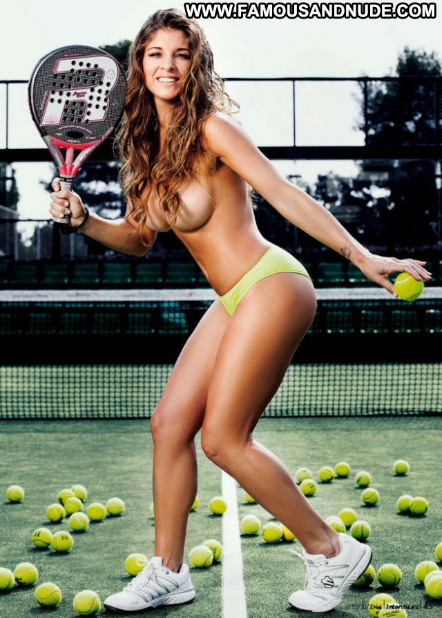 Celeste Paz No Source Posing Hot Argentina Babe Tennis Beautiful