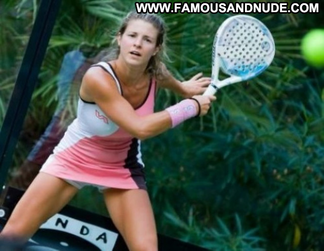 Celeste Paz No Source Celebrity Babe Beautiful Tennis Argentina