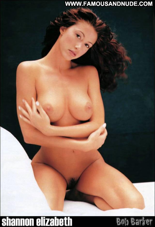 Shannon Elizabeth No Source American Posing Hot Babe Celebrity