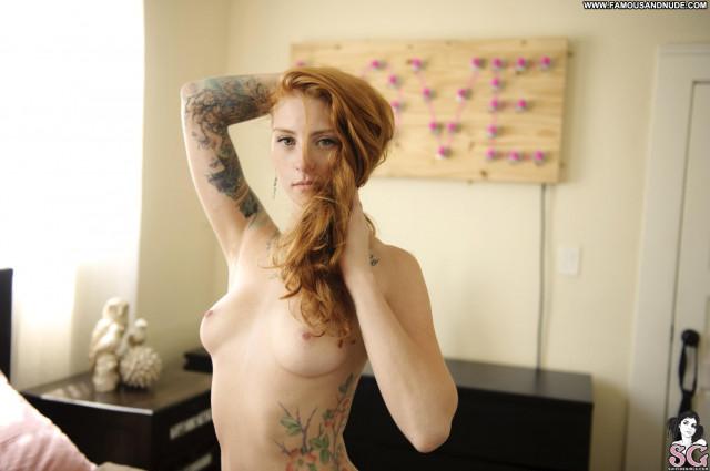July Suicide Working Posing Hot Tattoo Magazine Celebrity Nice