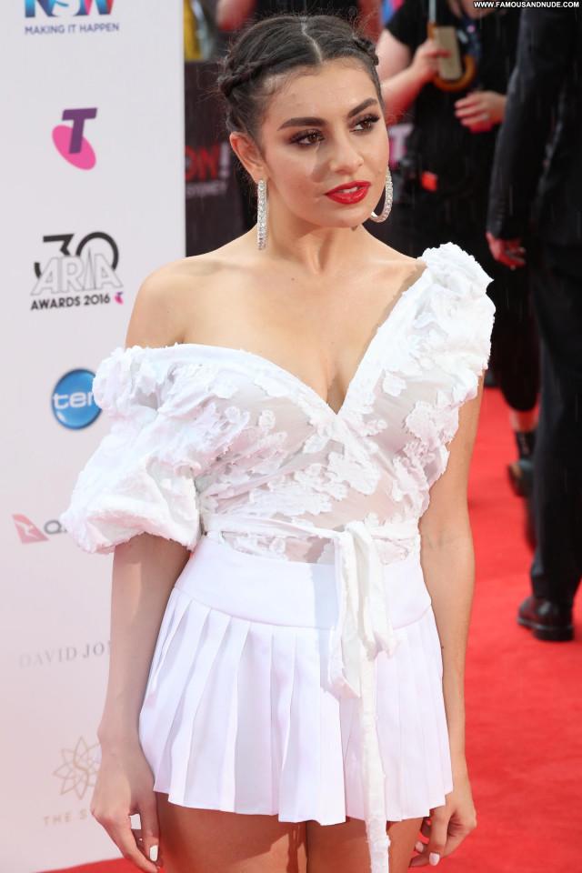 Charli Xcx Celebrity Babe Panties Beautiful Posing Hot Awards Singer