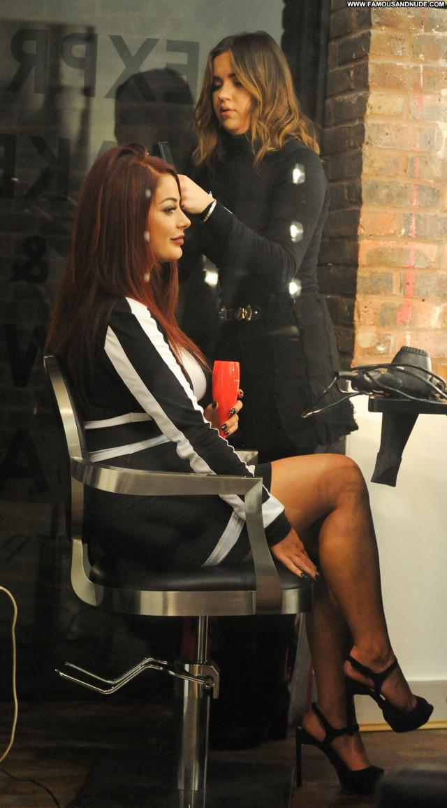 Jessica Hayes Posing Hot Celebrity Babe Reality Cleavage Uk Beautiful