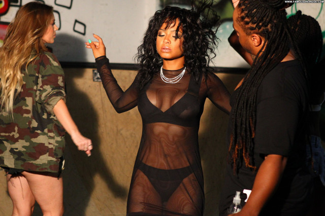 Christina Milian No Source Celebrity Sexy See Through Posing Hot