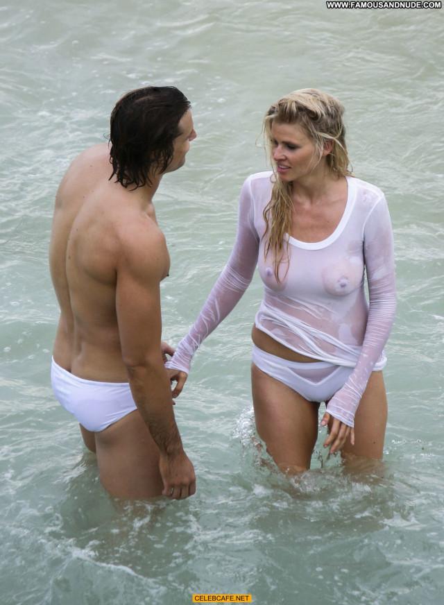 Lara Stone No Source  Posing Hot Wet Photoshoot Beautiful Celebrity