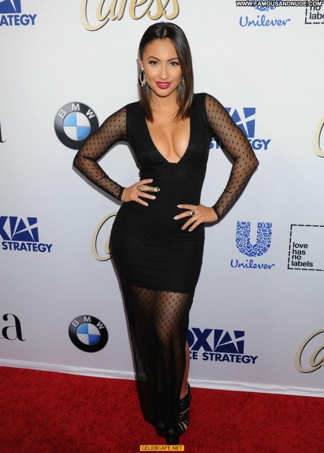 Francia Raisa No Source Latina Downblouse Posing Hot Babe Hot