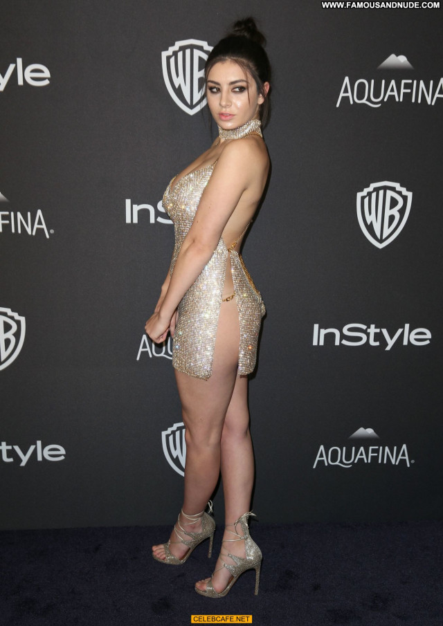 Charli Xcx Golden Globe Awards Beautiful Awards Party Sex Celebrity