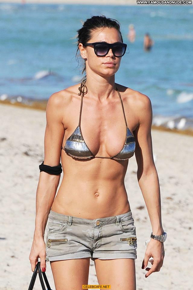Nena Ristic No Source  Celebrity Beautiful Posing Hot Bikini Babe