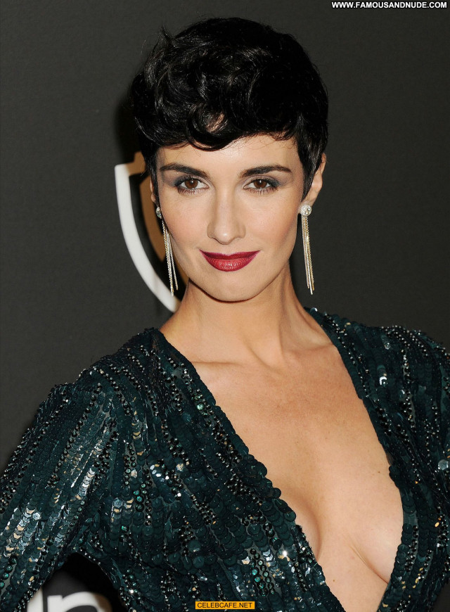 Paz Vega No Source Celebrity Beautiful Babe Cleavage Party Posing Hot