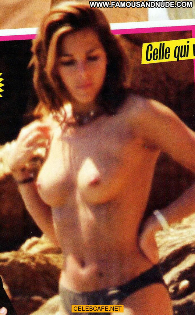 Melissa Theuriau Paparazzi Shots Beautiful Topless Paparazzi Babe