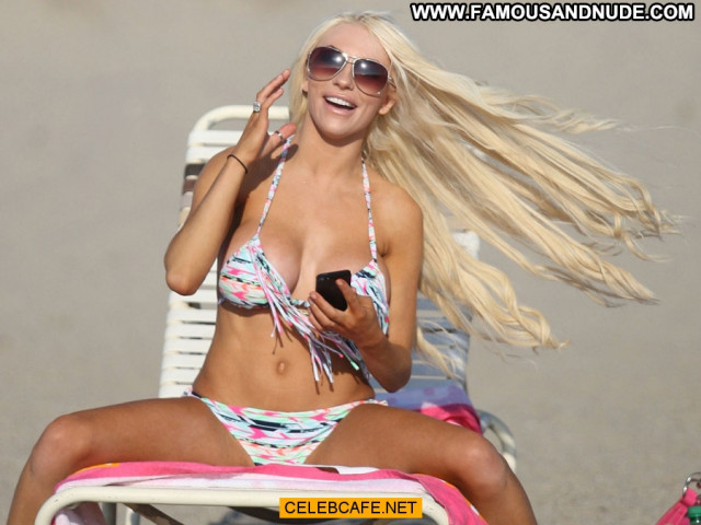 Courtney Stodden No Source Babe Celebrity Topless Toples Posing Hot