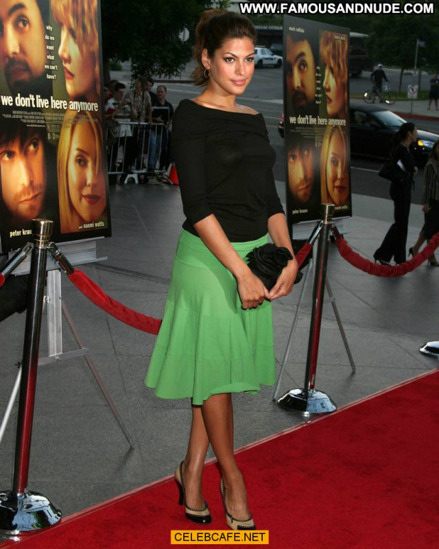 Eva Mendes No Source See Through Celebrity Tits Posing Hot Beautiful