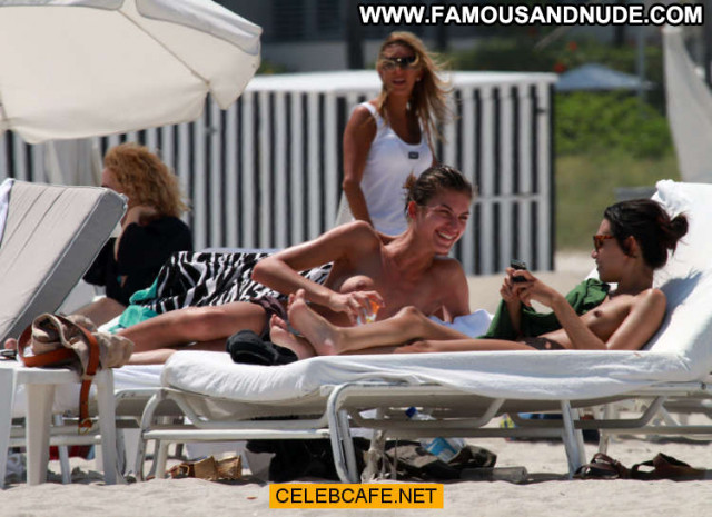 Yaya Kosikova The Beach Beach Babe Toples Celebrity Topless Beautiful
