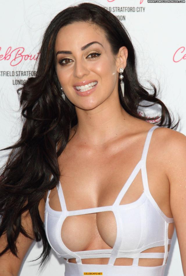 Maria Kouka No Source Beautiful Posing Hot Cleavage Babe London