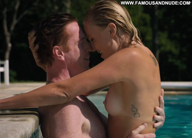 Malin Akerman Picture Perfect Nude Mali Sex Scene Breasts Pool Sexy