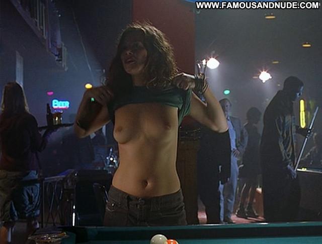 Anna Friel Pushing Daisies Babe Bar Tv Series Movie Posing Hot Bottle