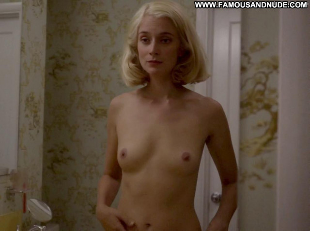 Caitlin Fitzgerald Masters Of Sex Celebrity Floor Sex Big Tits Nude