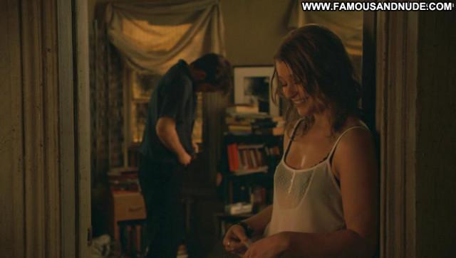 Emilie De Ravin Split Second Topless Breasts Posing Hot Nipples Big