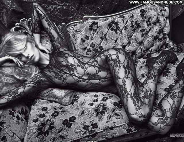 Anja Rubik French Magazine Ass Pussy Breasts Babe Celebrity Big Tits