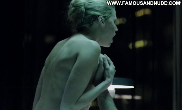 Estella Warren The Stranger Within Topless Celebrity Teasing Bed