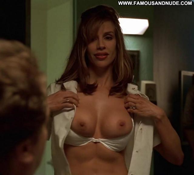 Bernadette Penotti The Sopranos  Sexy Celebrity Cleavage Toples Babe