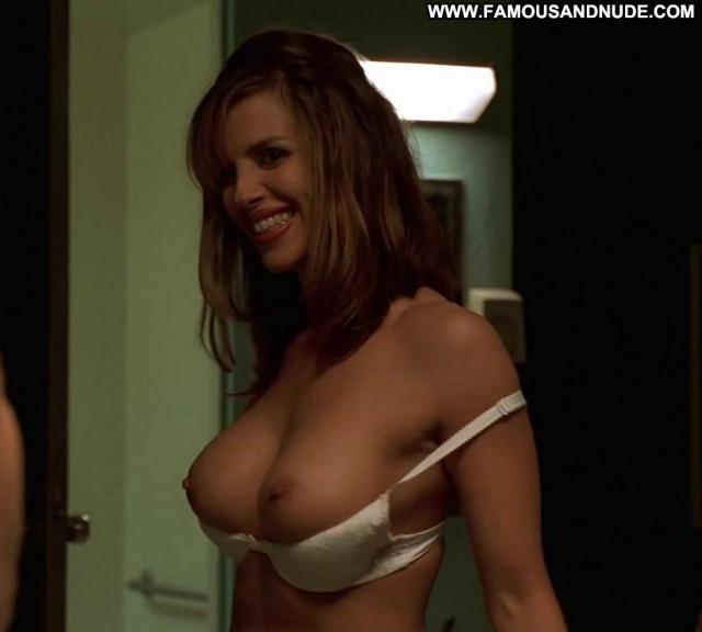 Bernadette Penotti The Sopranos Sexy Cleavage Sex Posing Hot Breasts