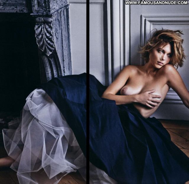 Lea Seydoux Midnight In Paris Magazine Breasts Old Pussy See Through